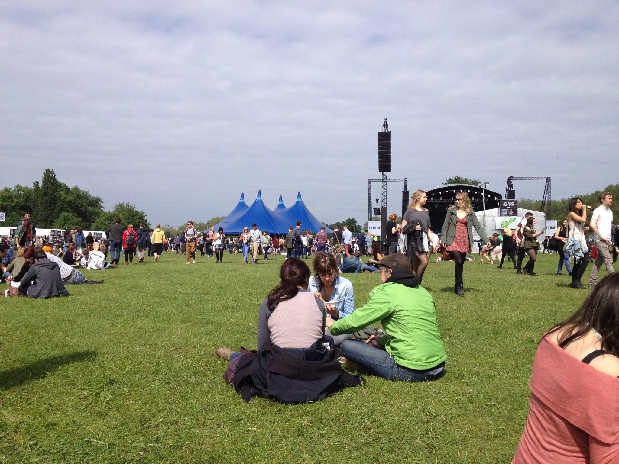 Field Day Festival 2012