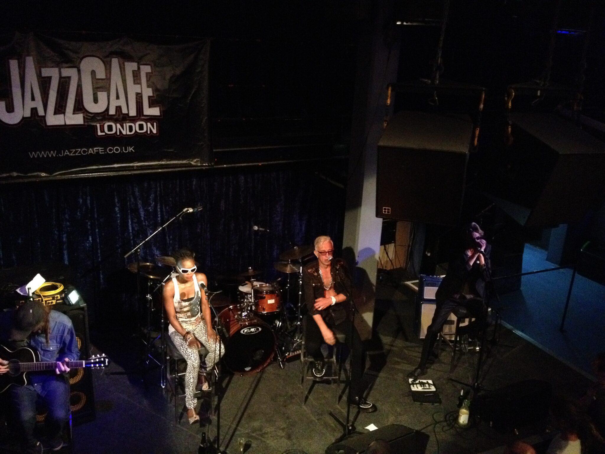 alabama 3 at the Jazz Cafe Camden