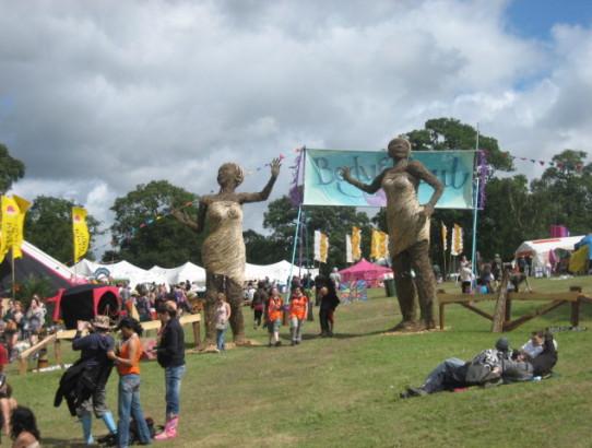 Big Chill festival 2008