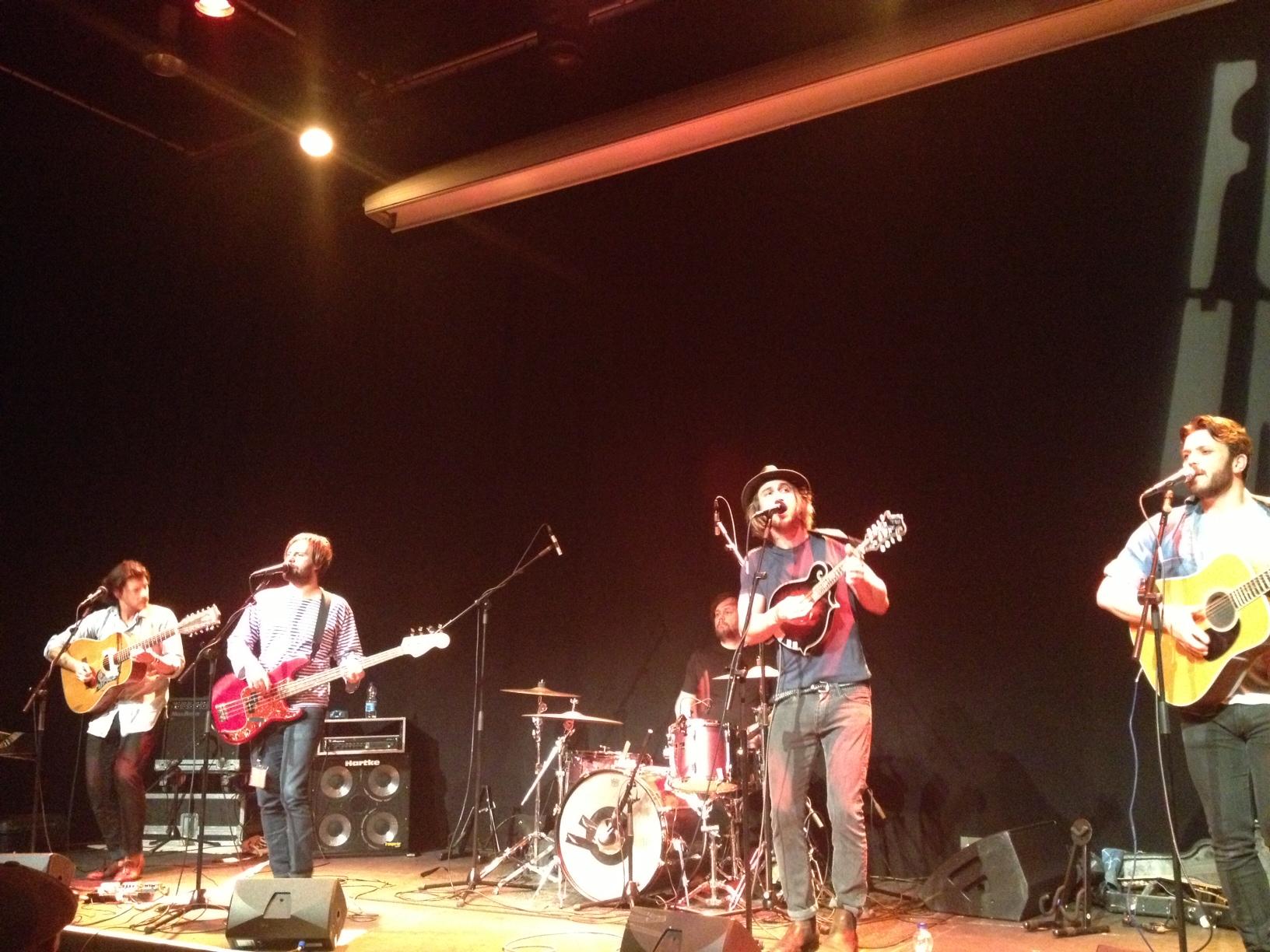 ahab on stage 2013