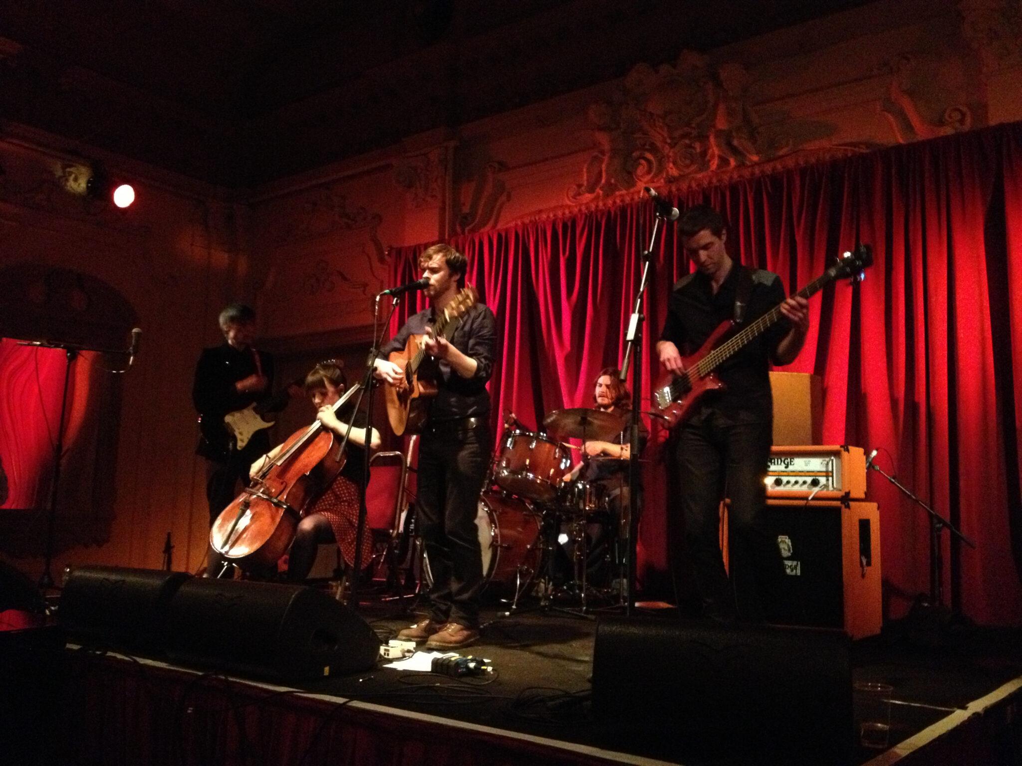 Ali Warren Band, Bush Hall 2013
