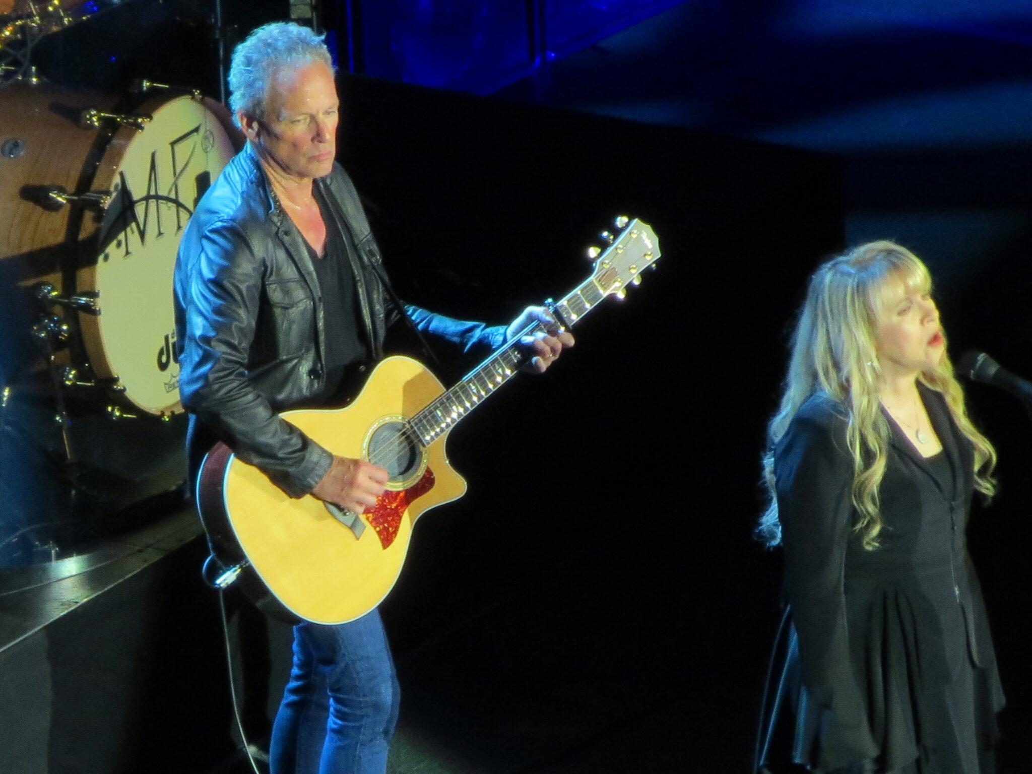 John Buckingham and Stevie Nicks, Fleetwood Mac