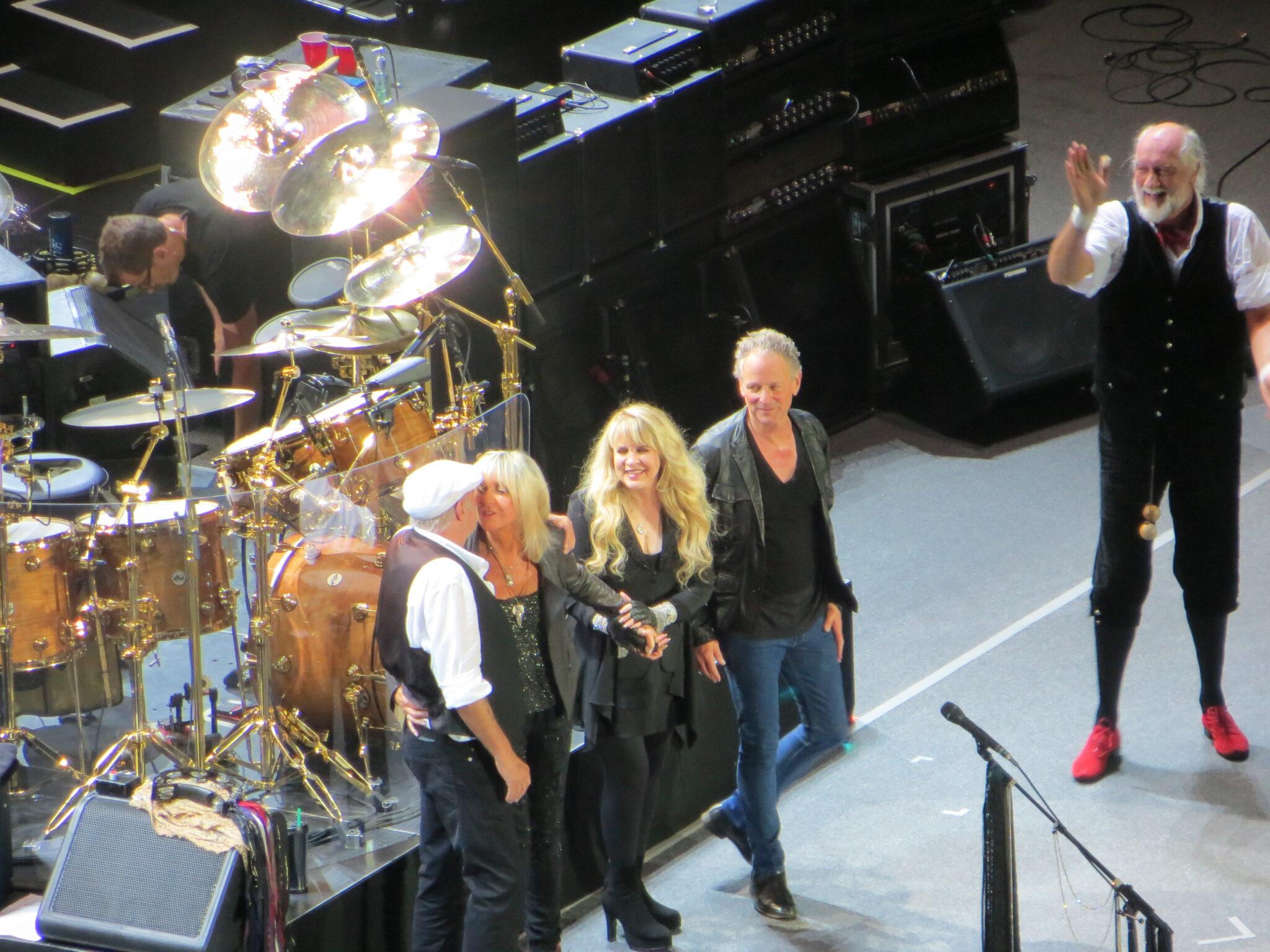 Fleetwood Mac at the O2