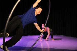 Jo and Tom, Cyr Wheel/The Second Breath