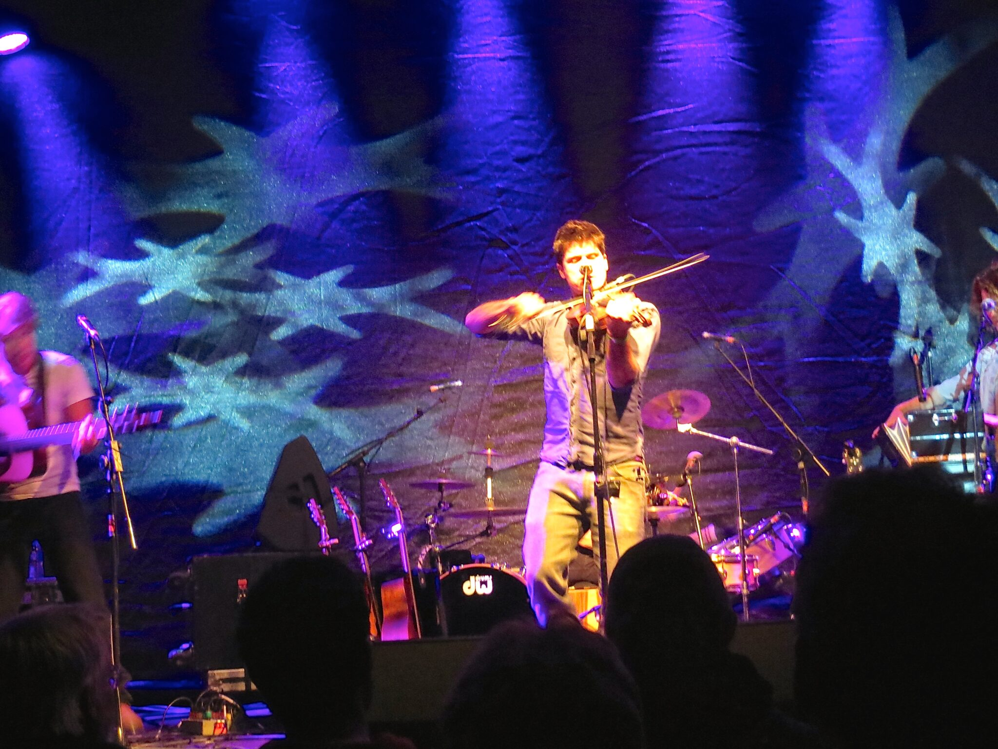 Seth Lakeman at Towersey Festival
