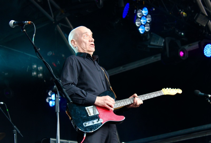 Wilko Johnson at Bearded Theory 2016