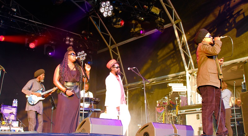 Black Uhuru at Bearded Theory 2016