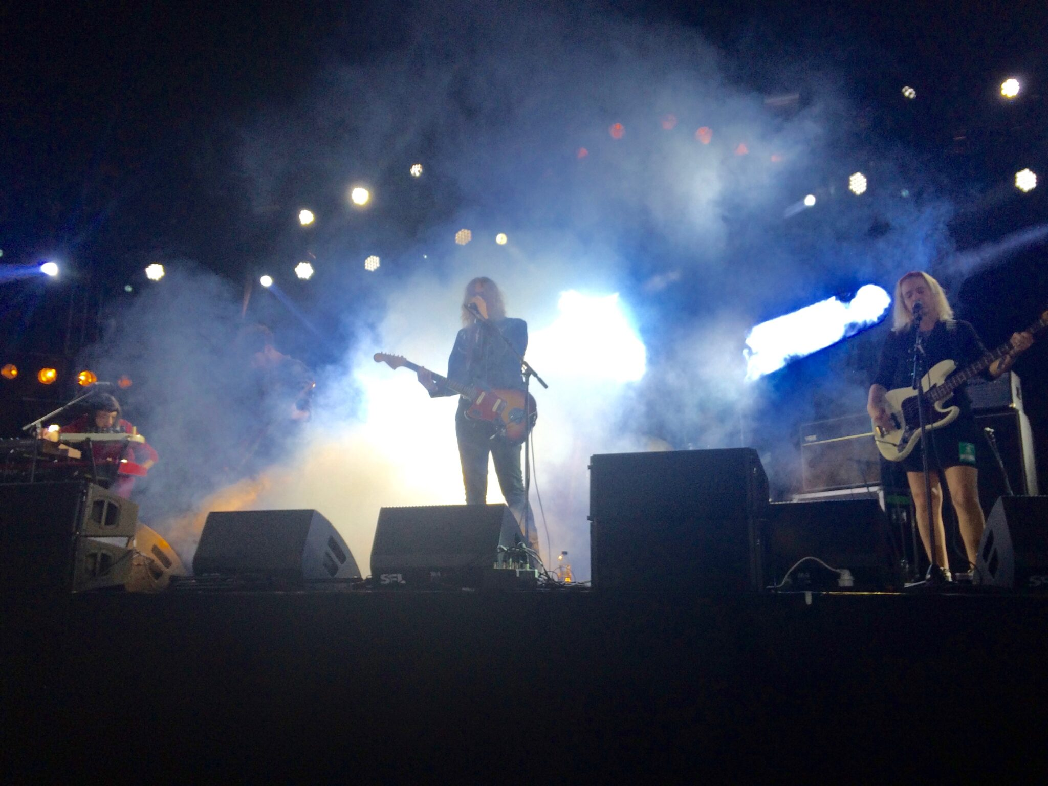 THE BESNARD LAKES 2016 Green Man