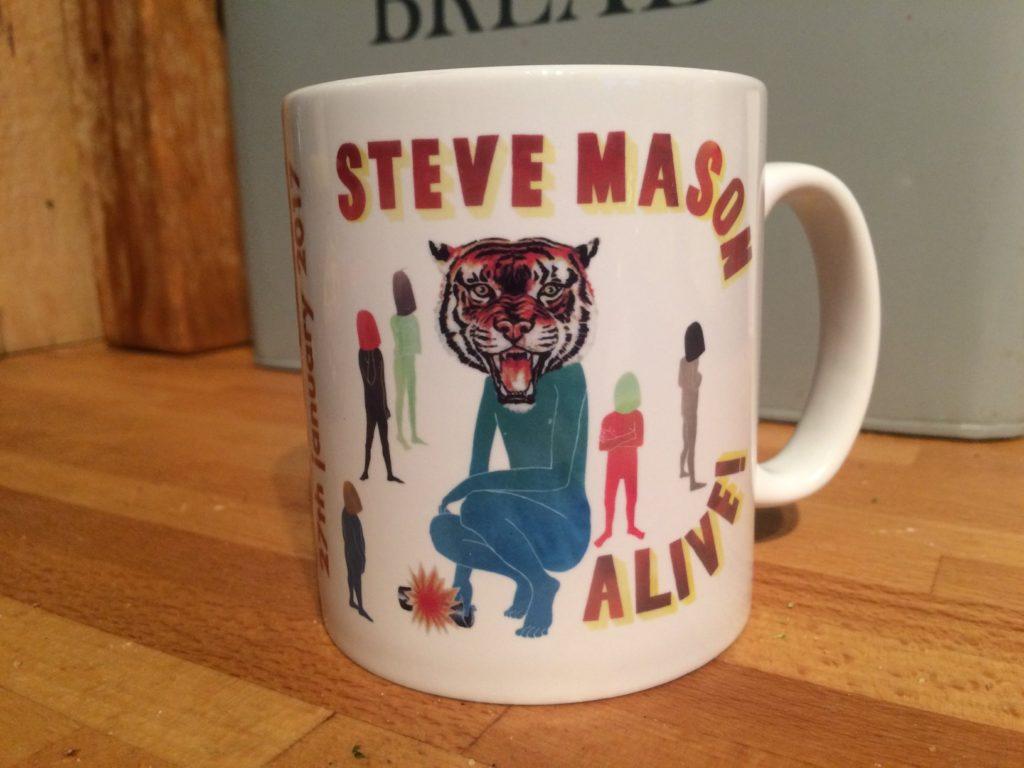 Steve Mason alive mug