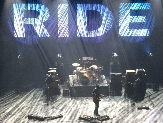 Ride in Brixton 2015
