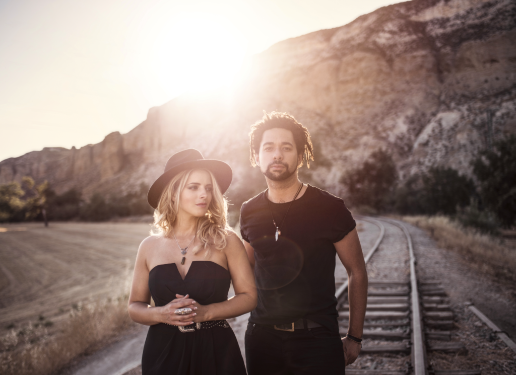 The Shires country band