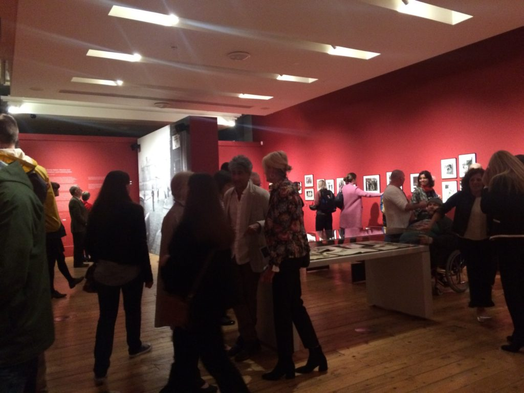 Shirley Baker private view