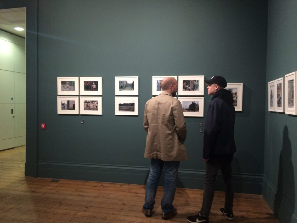 Shirley Baker private view 2