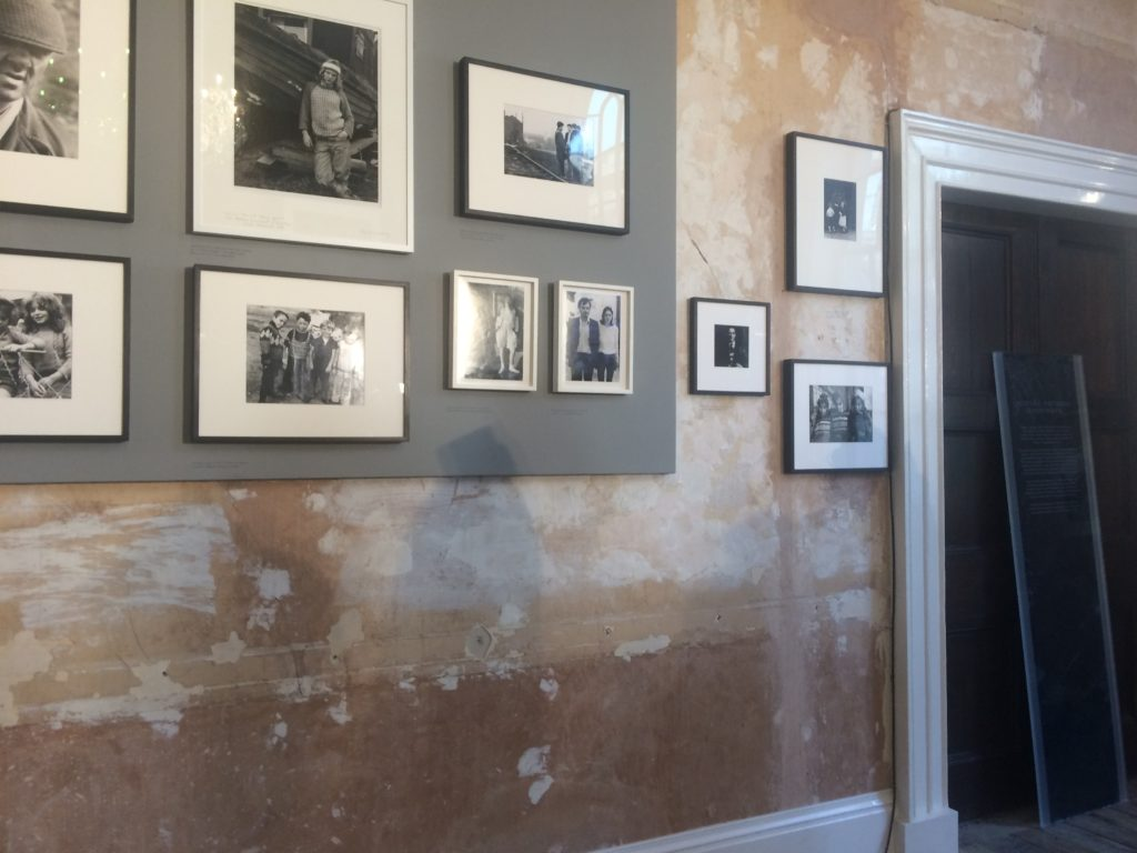 Photographs at Here we are exhibition