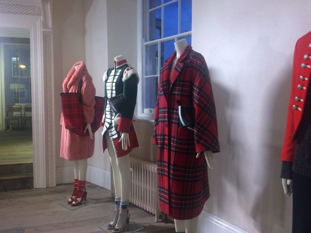 Captivating collections by Burberry at Here We Are exhibition