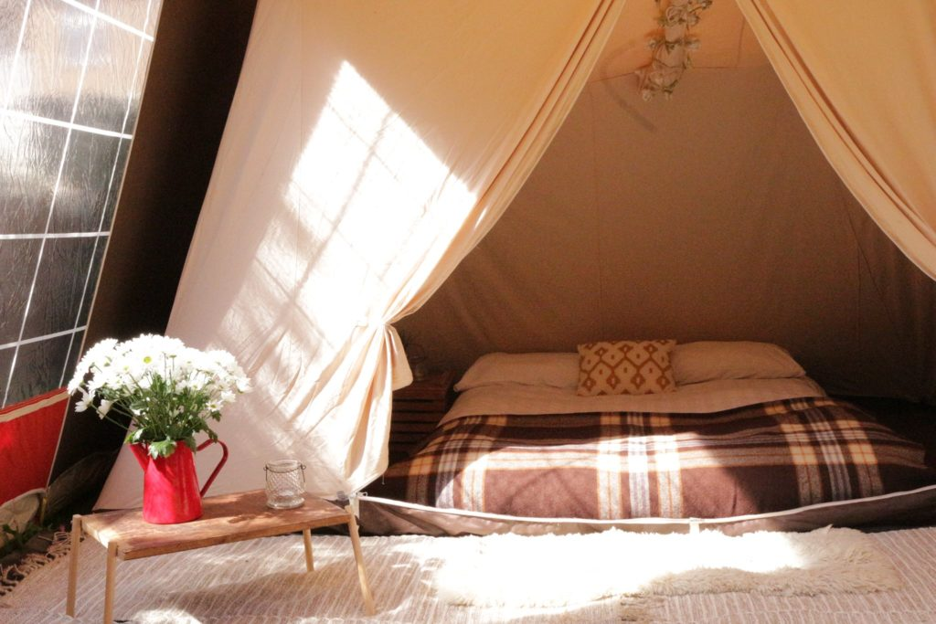 vintents glamping