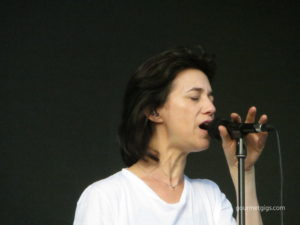 charlotte gainsbourg at Field Day_gourmetgigs.com