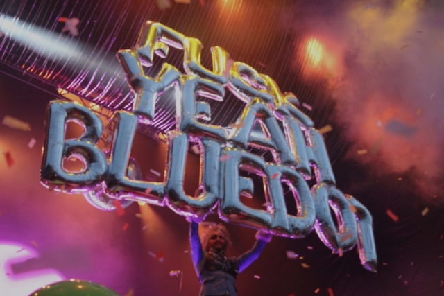 Flaming Lips at Bluedot