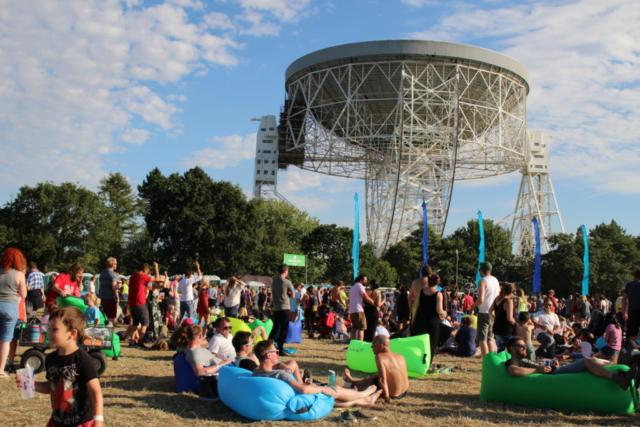 bluedot festival site