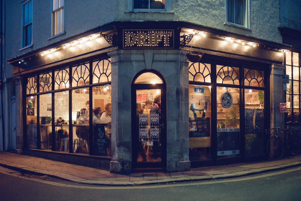 Drift Record Shop, Totnes
