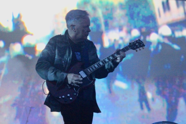 New Order at Bluedot