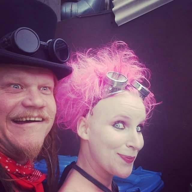 Jay and Kye Mysterious Freakshow