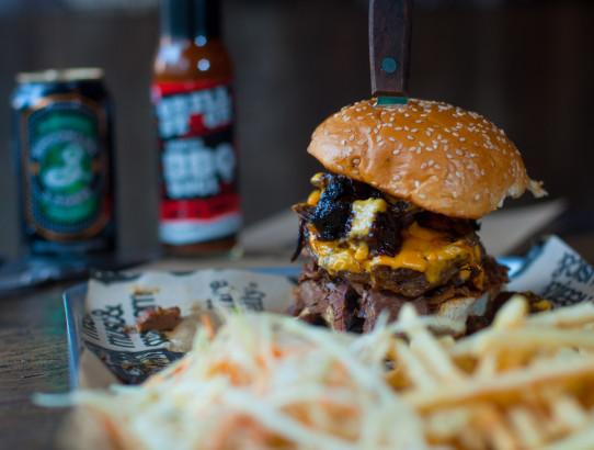 Grillstock, LockJaw Burger