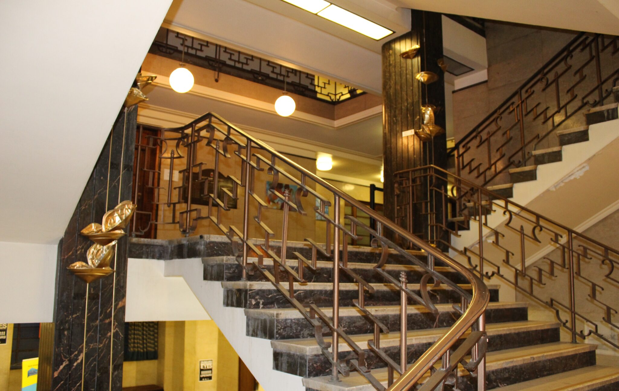 HTH staircase