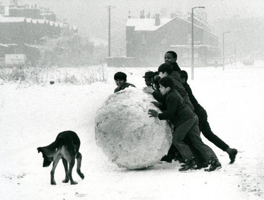 Big Snowball by Shirley Baker