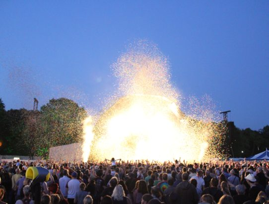 Dreadzone finish with fireworks 2017