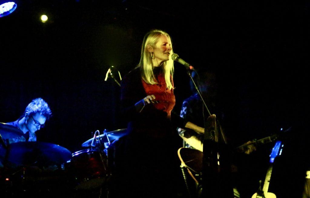 Rachel Morrison of Bliss at Nambucca north London